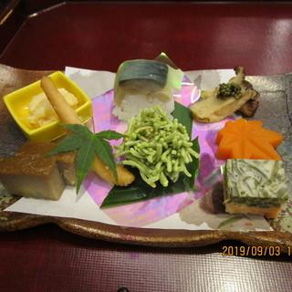 指宿白水館 - 料理写真: