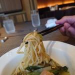 中国料理 青冥 - コース「清水」10,000円8焼きそばリフトは苦手です)