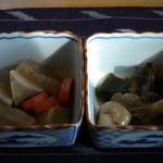 11511803 - 小鉢(煮物2種類)