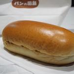 パンの田島 - 料理写真:コッペパン(キーマカレー炙りチーズ)