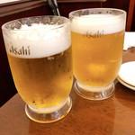 三和楼 - 生ビール
