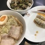 会津喜多方ラーメン 坂内 -