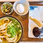 名物うどん横田 - 料理写真:
