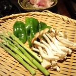 11512035 - 焼き野菜