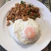 タイ料理 タンタワン - 料理写真:ガパオライス