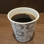 いちCafe - ドリンク写真:いちCafé珈琲焙煎処 ブレンドコーヒーM300円