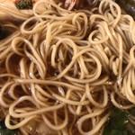 創作らーめん style林 - 極細ストレート麺