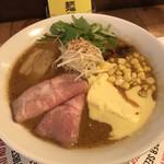 創作らーめん style林 - 北海道コーンバター味噌