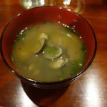 不風流 - お味噌汁