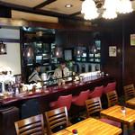 珈琲の店 Paris COFFEE - 昭和の純喫茶の雰囲気