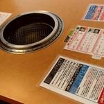 あおぞら - 【2019.9.8(日)】テーブル席