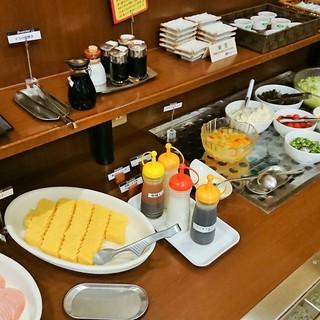 レストラン 花茶屋 ホテルルートイン北九州若松駅東店