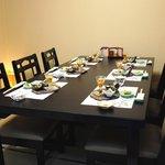 たつき - 6名 テーブル席