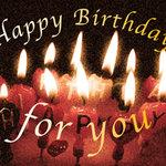 米とサーカス - Happy Birthday☆誕生日の方にネームプレート付ケーキプレゼント☆ ※要予約