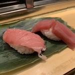 仙令鮨 - 中トロ、赤身