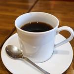 喫茶コケシ - コーヒー