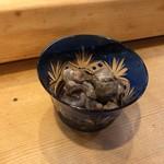 松寿し - ナマコ酢