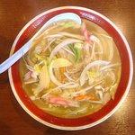 ゆかわ食堂 - 野菜麺