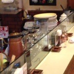 11514070 - カウンター 今では珍しいサイフォン一本立てストレートコーヒー