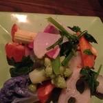 11514602 - ポキートサラダ!味がしみた温野菜サラダ!おいしいっ