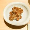 高柿の鮨 - 料理写真:なめこ