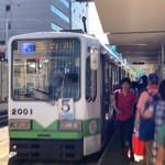 115143162 - 函館駅前から乗車