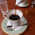 フィリップス ガーデン カフェ  - ブレンドコーヒー
