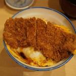 瑞兆 - 料理写真:かつ丼
