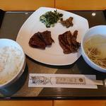伊達の牛たん本舗 - 牛たん定食(ミックス)1780円