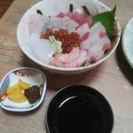 仁平 - 海鮮丼