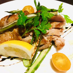 ルース・ロウ 東急店 - 鶏肉オーブン焼                                 税抜1,400円