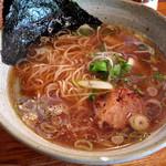 節麺屋 つぼみ - 中華そば醤油