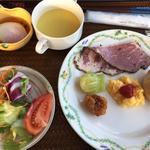 SAVOR - 朝食バイキング