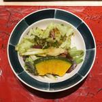 焼鶏 ひらこ - サラダ