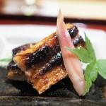 銀座 しのはら - 強肴 琵琶湖の天然鰻 蒲焼