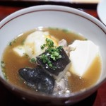銀座 しのはら - 煮物 スッポンの鍋