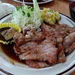 115155106 - 生姜焼肉