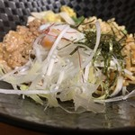 麺 the Tokyo - 裏側