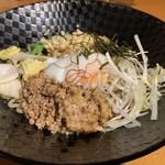 麺 the Tokyo - まぜそば