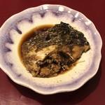 一味亭 - 鯉のうま煮
