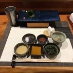 鮨匠 のむら - 薬味がいっぱい