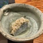 鮨匠 のむら - タコの卵