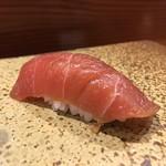 鮨匠 のむら - 対馬 本マグロ95kg 赤身漬け