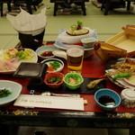 館山寺 サゴーロイヤルホテル - 料理写真:宴会膳