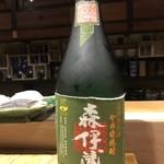 115160146 - 森伊蔵 長期熟成かめ壺焼酎