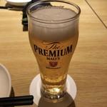 膳屋 - 2019.9.3  生ビール