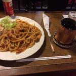 名曲・珈琲 麦 - 料理写真: