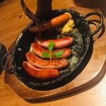 ジョリーパスタ - 5種のソーセージオーブン焼き クーポン券450円