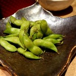 三代目 圭 - 枝豆