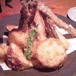 11517427 - 有機旬野菜の天ぷら